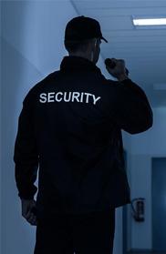 Image of an ASAP security guard